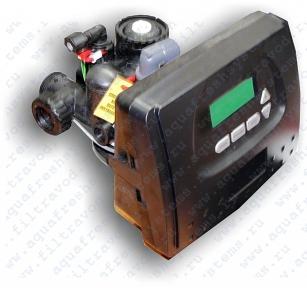 Клапан управления Clack WS1RR (меню на русском)