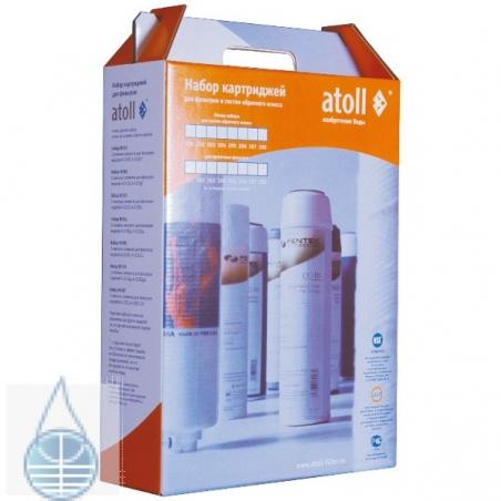 Наборы сменных элементов для ATOLL