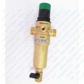 Комбинированный сетчатый фильтр с редуктором Honeywell FK-06 для горячей воды