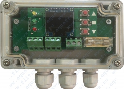 Блок пропорционального дозирования УПД-M2