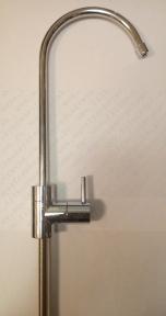 Питьевой рычажковый кран Atoll А-7412 CP (хром)