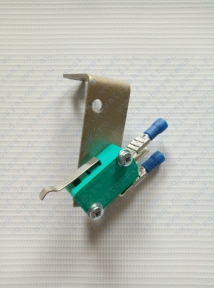 Микропереключатель одинарный, 5A,  Magnum (РФ)