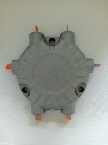 Оголовок (крышка) компрессора  AIR PUMP AJ347