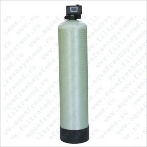 Фильтр обезжелезиватель - осветлитель с клапаном управления RUNXIN F67C1